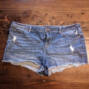 Lauren Conrad | Jean Shorts